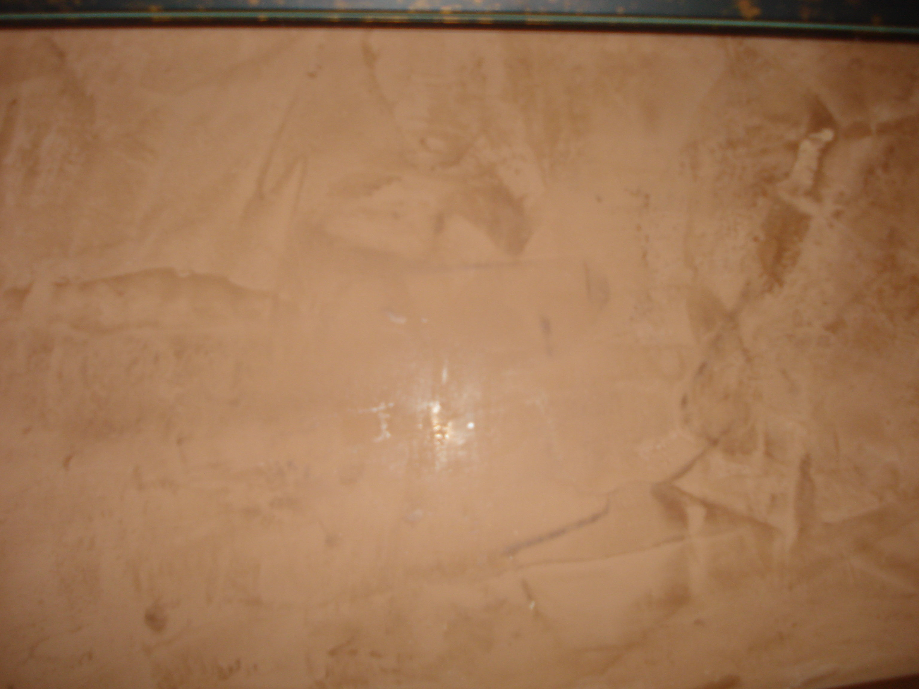 Venetian Plaster Finish Closeup