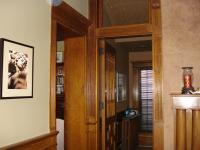 Restored Wood Doors and Frames